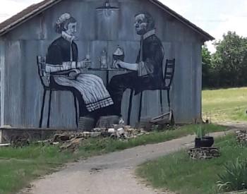 Vidaillac muurschilderingen